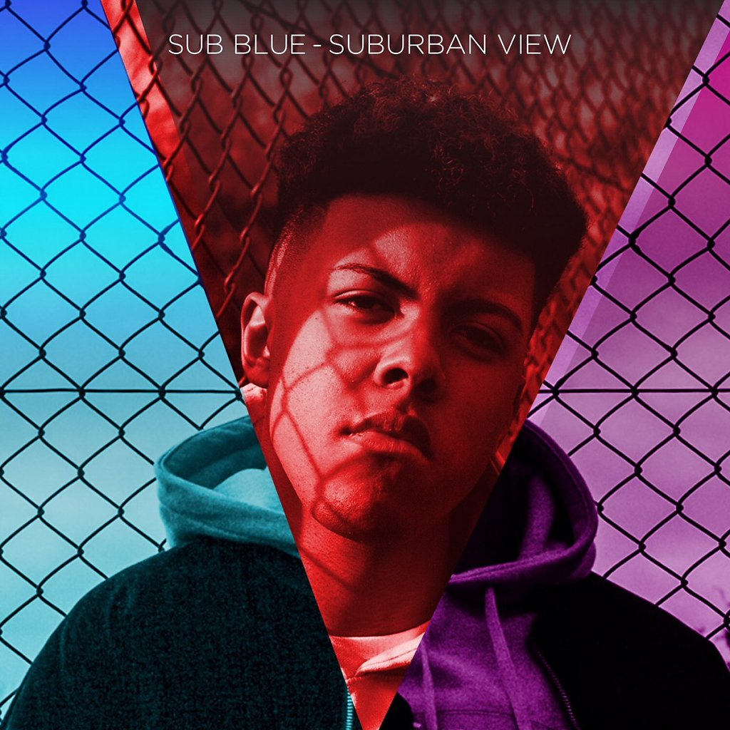 Sub Blue EP Cover